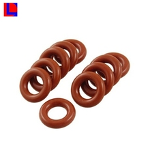 custom heat resistant silicone o ring seal