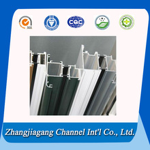 Aluminum square tube hollow from china manufacture of jiangsu