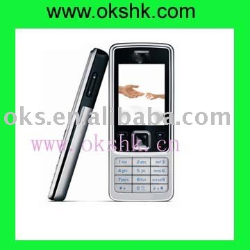 Original quad band mobile phone 6300