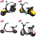 charger 2 wheel electric scooter with handle factory price two pedal scooter