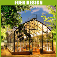 Low Cost Garden Agricultural Greenhouse