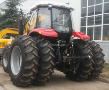 top quality farm agricultural tractor 1704, 170Hp, 4WD use Deutz engine, ZF gearbox,Carraro axle , Bosch hydraulic, dual wheels