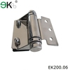 Glass door hinge clamp glass pool fence hinges