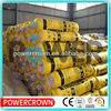Excellent Sound Absorption fiberglass insulation rolls/ non combustible glass wool roll