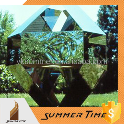 famous garden metal sculpture in USA