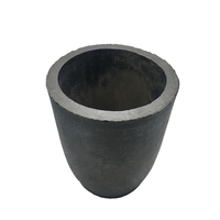 Good Price of Low Ash Carbon Graphite Crucibles for Gold Melting