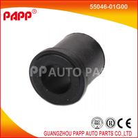 rear suspension bushing 55046-01G00 for nissan auto