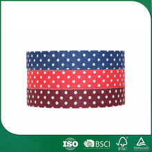 China Top Qualtiy Colorful Fabric Tape, heat resisitent fabric tape, popular new pattern cotton fabric tape