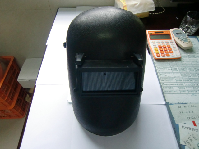 PP economic price flip-up lens safety industrial welding helmet