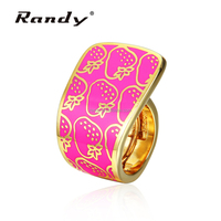 Unique Design Rings Jewelry Kids Wear Bangladesh Strawberry Ring