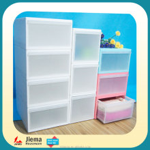 Plastic storage drawer multi-drawer