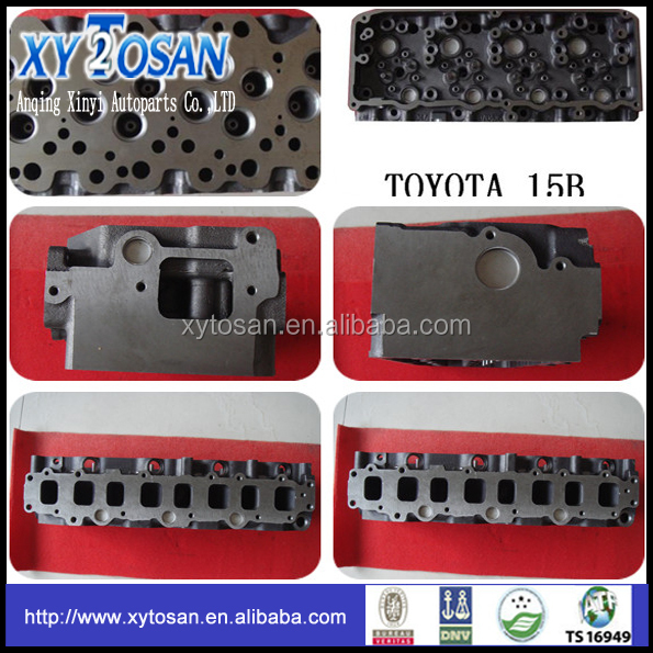 Cylinder head for TOYOTA 15B 11101-58100