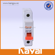 C45n isolating switch, C45n mini ciucuit breaker, electric isolator switch 32a