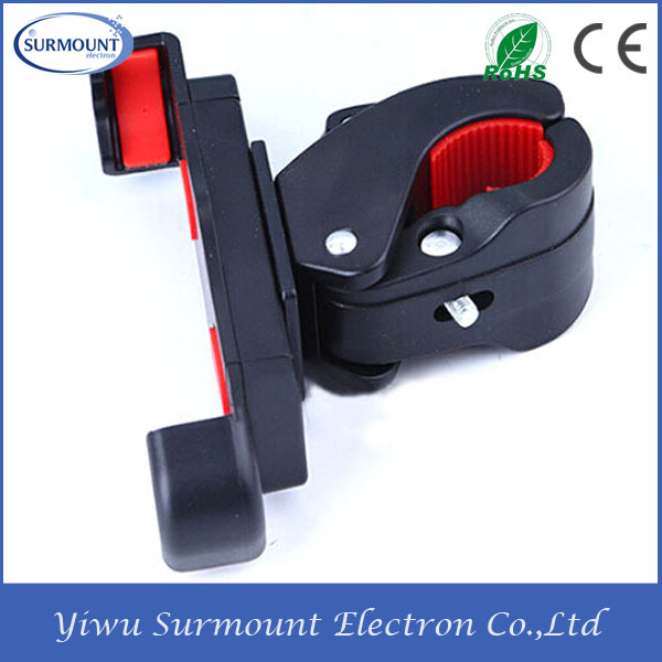 360 Degree Rotating Motorcycle Mount Bicycle Mobile Phone Holder Wholesale From China