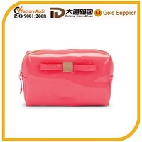 2014 PVC cosmetic bags cosmetic train case
