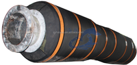 Made In China New Technology 2016 Floating Oil Hose/ Floating hose for dredging/ Rubber hose