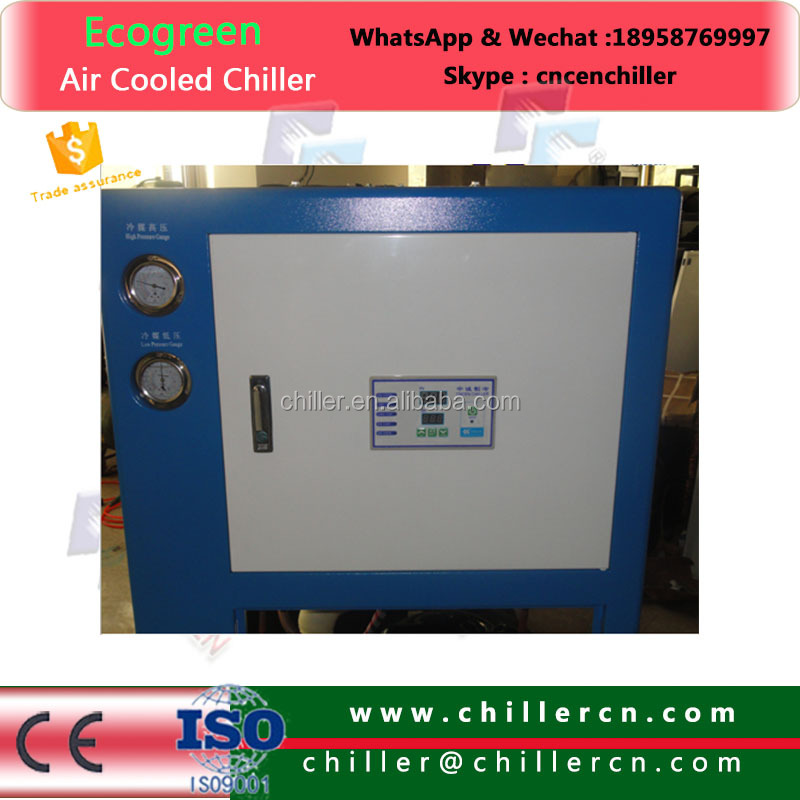 Extrusion Air Cooled Water Chiller