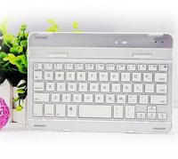Ultra Slim Multimedia Aluminum Wireless Bluetooth Keyboard For ipad mini 2/3