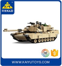KAZI building blocks 1463pcs ABRAMS MBT tank collection series new toys education toy
