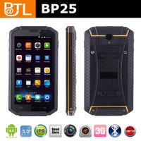 No brand phones BATL BP25 WDF0049 android4.4 NFC 3G waterproof cell phones for construction