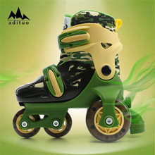 Children Safe Balance Roller Skate Roller Shoes