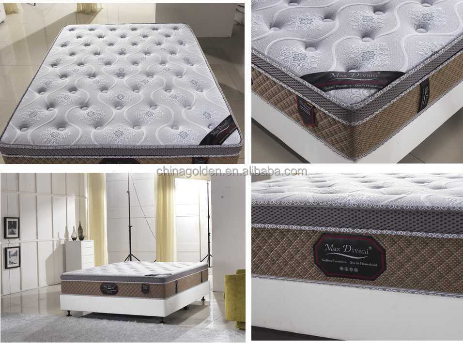 Ml2014 10 New Style Raw Material Making Double Bed