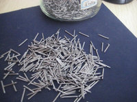 panel pin small nails, Q235, small sizes common wire nails