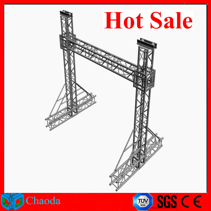Hot sale Guangzhou China Cheap CE,SGS ,TUV cetificited truss aluminum fiberglass truss