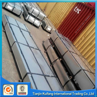 Construction Building Raw Material for Color Zinc Corrugated Metal Roofing Sheet