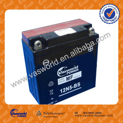 Storage Battery Power Supply and Vasworld power brand Motor Electric Bike 12v5ah