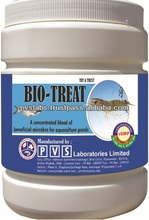 Probiotic blend for aqua culture ponds
