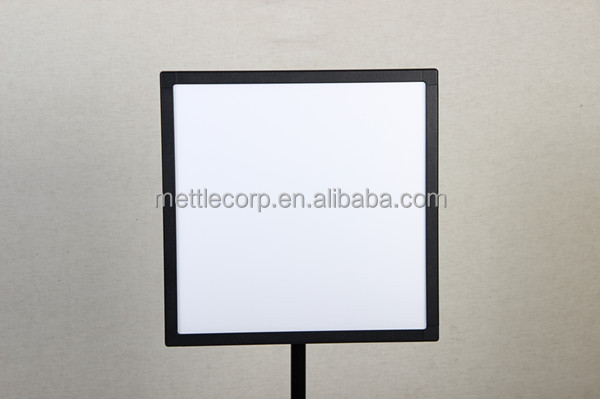 LCD display LED soft light for video studio photography