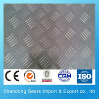 new thickening high hardness alloy plate 1060H24 aluminum checker plate tool box