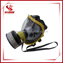 canister mask respirator toxic gas mask