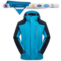 Men's Softshell Jacket 10000mm Waterproof Warm Insulation softshell jacket
