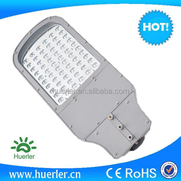 high quality 60W IP65 AC100-240v waterproof led street light ip65 outdoor lighting 60 watt