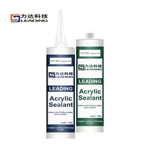 Latex Mildew No Pollution Anti-fungus Fire Rated Acrylate <strong>Adhesive</strong>