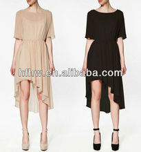 The new 2013 women's wear condole belt skirt dovetail two-piece of cultivate one's morality dress