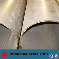 astm a53b erw steel pipe ! erw / lsaw q235b spiral welded steel pipe sch40 ms piipe