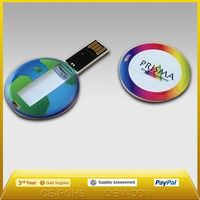 China meaningful Gifts with color printing low price 2gb business card usb