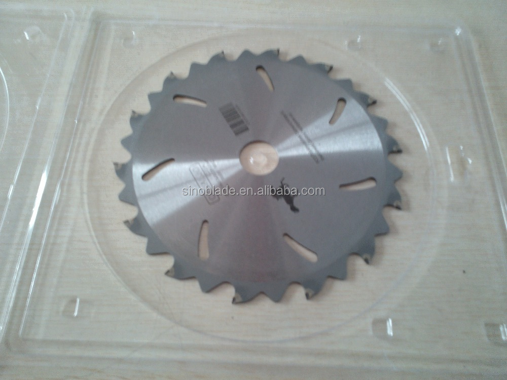 PCD Circular Saw Blade for wood grinding cutting factory sale