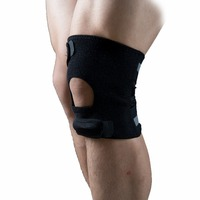 Open Breathable Patella Knee Strap Knee