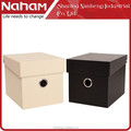 NAHAM divided cardboard cd dvd storage gift boxes