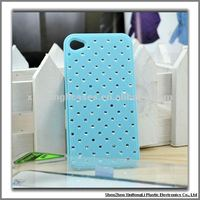 Colorful Rhinestone Cell Phone Cover for iPhone 4G, for iPhone accessories