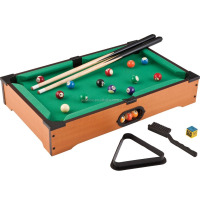 MDF Mini tabletop pool tables, Snooker & Billiard Tables