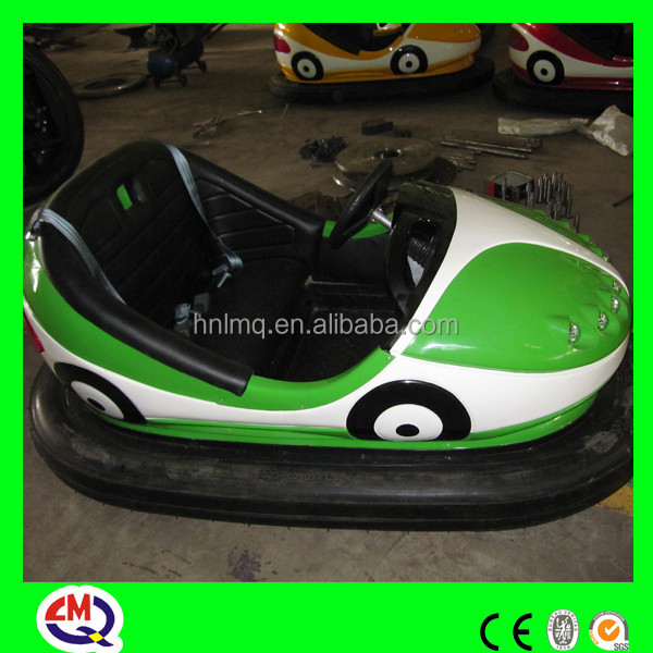 2015 attractive outdoor amusement rides bumper car export africa for sale