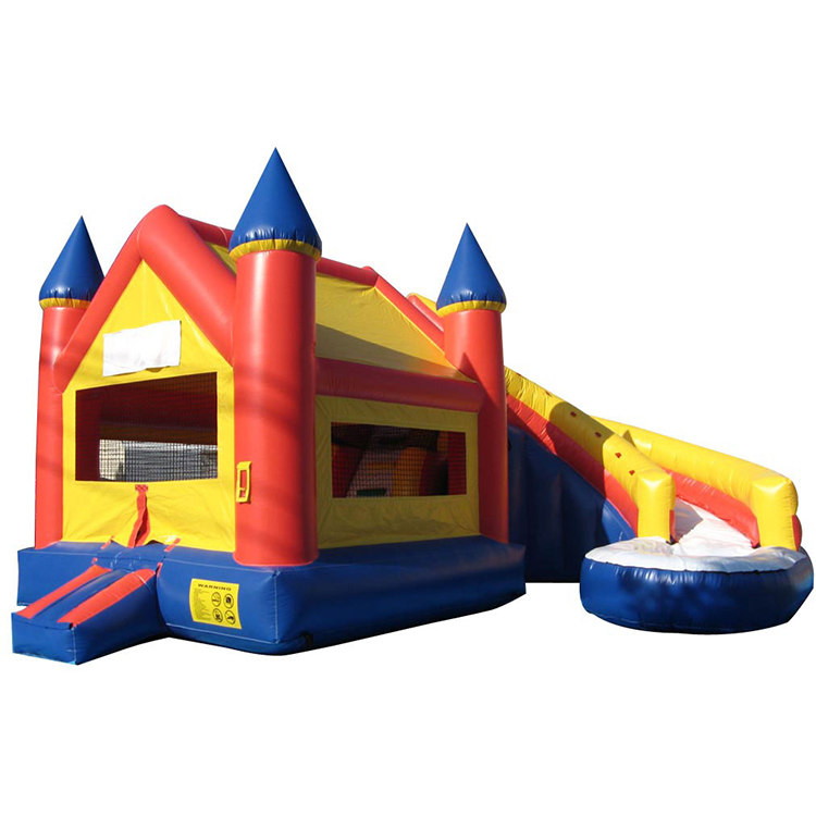 Customize Kid Commercial Inflatable Castle Bouncer/ Inflatable Jumping Bouncer Castle For Sale
