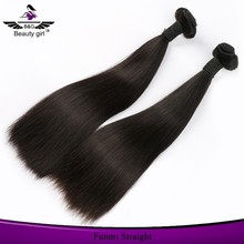 Hot new products funmi hair nigeria 8a virgin unprocessed all express brazilian hair raw sew in human hair extensions