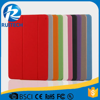Hot Selling for ipad mini 4 leather cover case