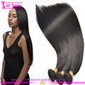 Unprocessed Straight Shoulder Length Hair Style natural Can Be Dyed Hair Bundles No Tangle No Shed Human Hair Bundles Straight